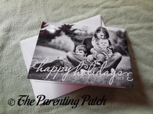 Simply to Impress Holiday Card 1