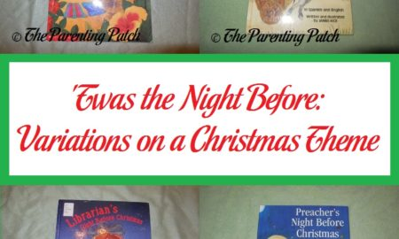 twas the night before variations on a christmas theme