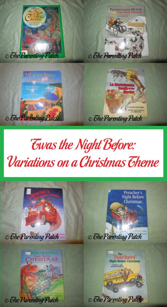 'Twas the Night Before: Variations on a Christmas Theme