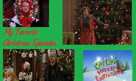 my favorite christmas episodes