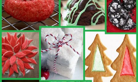 Creative Christmas Cookie Roundup