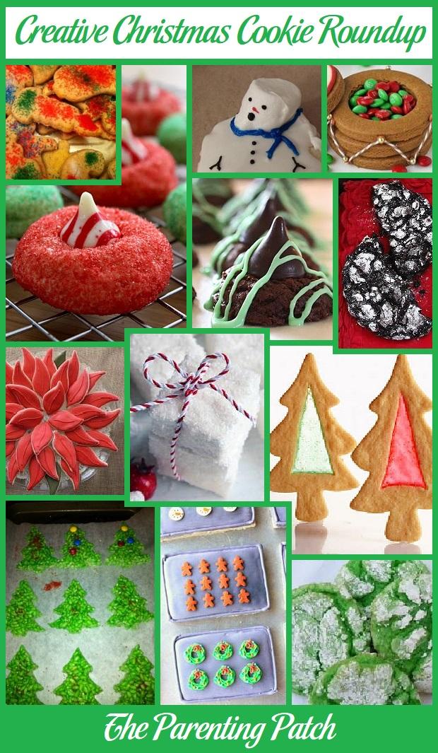 Creative Christmas Cookie Roundup