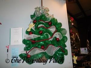 Christmas Tree Christmas Wreath