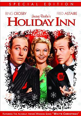 holiday inn is a christmas classic from 1942 that stars bing crosby fred astaire and marjorie reynolds the story follows jim hardy crosby and ted - Christmas Classic Movies
