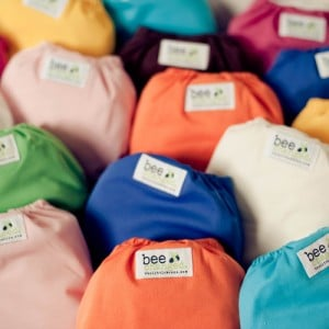 The Little Bee Co. Diaper Colors