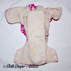 Pink Dot Bottombumpers Cloth Diaper 2