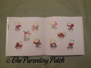 Inside Pages of Little Hoot