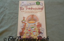 'It's Thanksgiving! (I Can Read Book 3)' Book Review