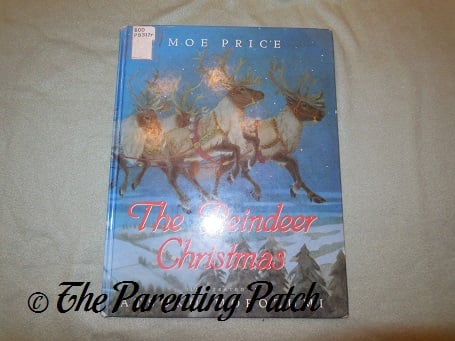 Cover of The Reindeer Christmas