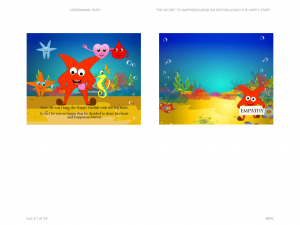 The Secret to Happiness (Hugo the Happy Starfish) Screenshot 3