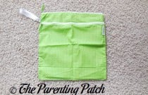 Buttons Diapers Large Wet Bag Review
