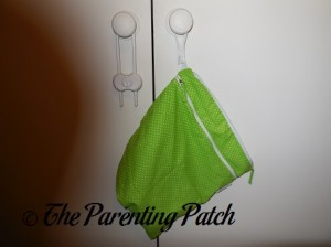 Empty Large Buttons Diapers Wet Bag