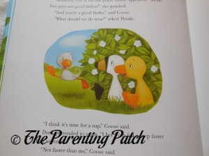 Inside Pages of Duck, Duck, Goose 1