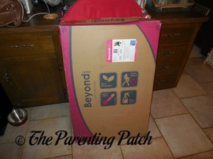 Abiie Beyond Junior Y Chair Box