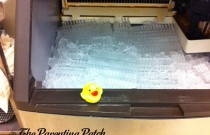 The Duck and the Ice Machine: The Rubber Ducky Project Week 6