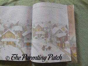 Inside Pages of Big Snow