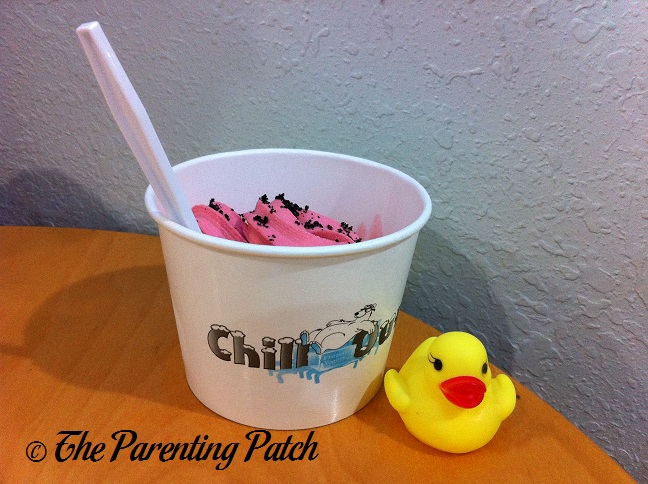 The Duck and the Frozen Yogurt