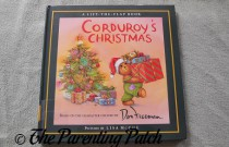 'Corduroy's Christmas' Book Review (Day 4 of 25 Days of Christmas)