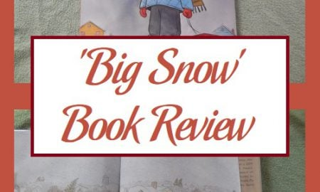 'Big Snow' Book Review