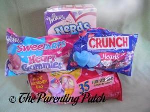 Nestle Seasonal Valentine's Day Candies