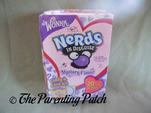 Nerds Candy and Card Kit 1