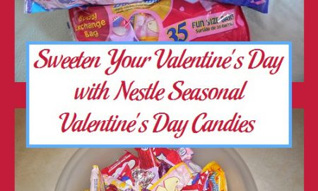 Sweeten Your Valentine's Day with Nestle Seasonal Valentine's Day Candies