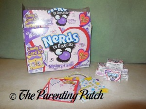 Nerds Candy and Card Kit 2