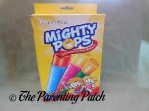 Mighty Pops by Sunsella Silicone Ice Pop Molds  Box