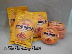Pine Brothers Softish Throat Drops 1