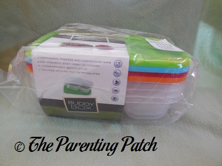buddy box by sunsella bento style lunch boxes review parenting patch. Black Bedroom Furniture Sets. Home Design Ideas