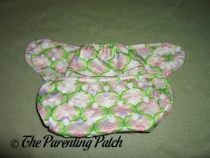 Front of Bumkins One-Size Diaper Cover 1
