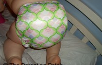 Bumkins One-Size Diaper Cover Review