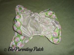 Inside of Bumkins One-Size Diaper Cover