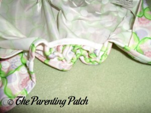 Double Leg Gussets of Bumkins One-Size Diaper Cover