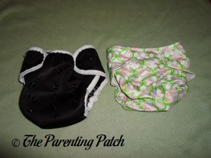 Largest Settings of Best Bottom Cover and Bumkins One-Size Diaper Cover