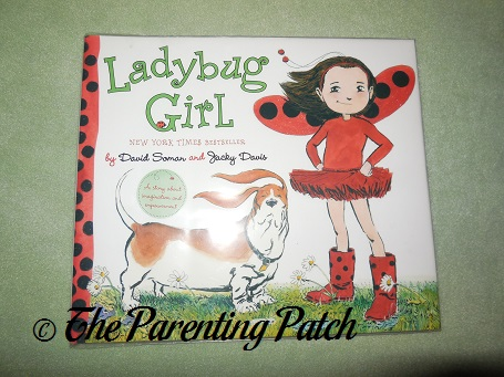 Cover of Ladybug Girl
