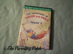 Front of The Adventures of Mouse and Mole Volume 2