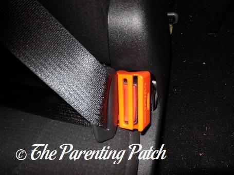 Seat Belt with BeltLock 1