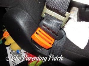 Seat Belt with BeltLock 2