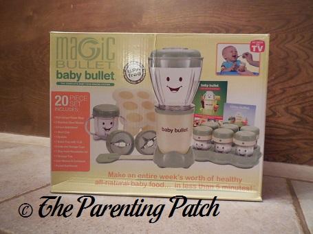 Baby Bullet Box