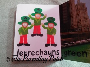 Inside Pages of St Patrick's Day (Bright Baby Touch and Feel)