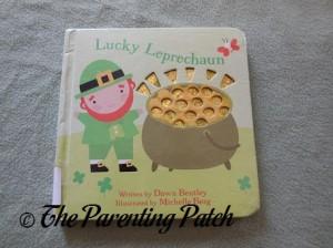 Cover of Lucky Leprechaun