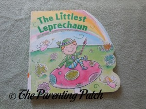 Cover of The Littlest Leprechaun