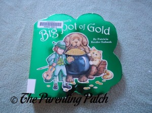 Cover of The Leprechaun's Big Pot of Gold