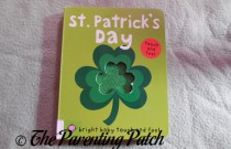 Board Books for Toddlers for St. Patrick's Day