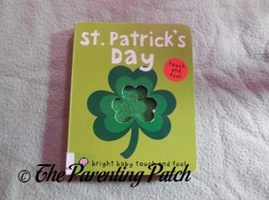 Cover of St Patrick's Day (Bright Baby Touch and Feel)
