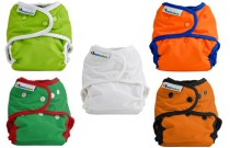 St. Patrick's Day Best Bottom Cloth Diapers
