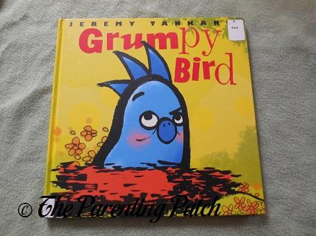 Cover of Grumpy Bird