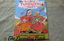 'The Best Thanksgiving Ever!' Book Review