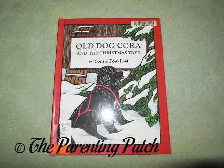 Cover of Old Dog Cora and the Christmas Tree